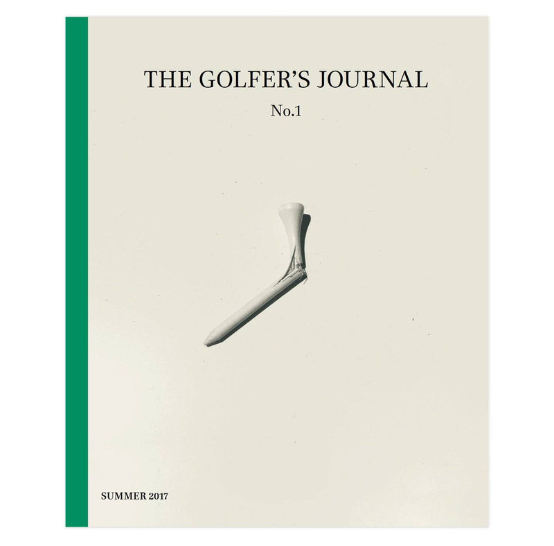 The Golfer's Journal #1 image
