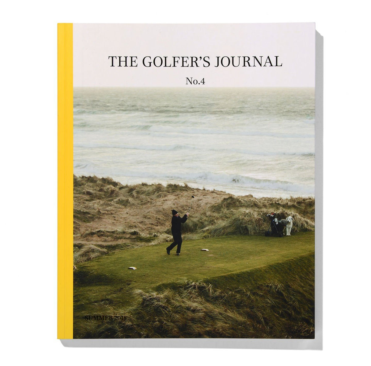 The Golfer's Journal #4