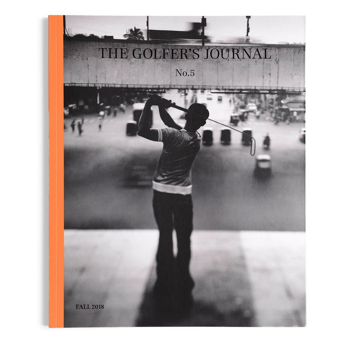 The Golfer's Journal #5
