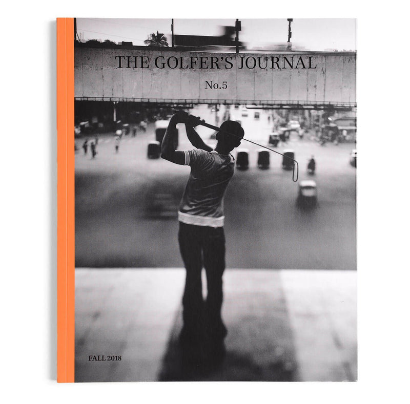 The Golfer's Journal #5 image