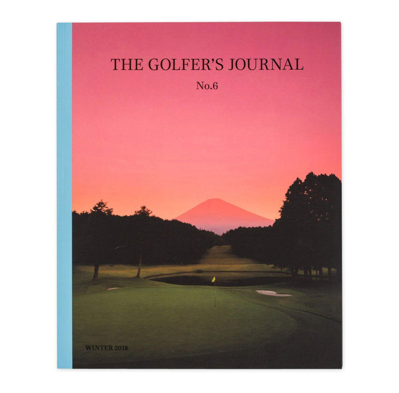 The Golfer's Journal #6 image