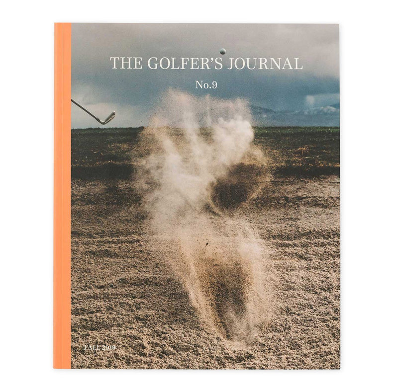 The Golfer's Journal #9 image