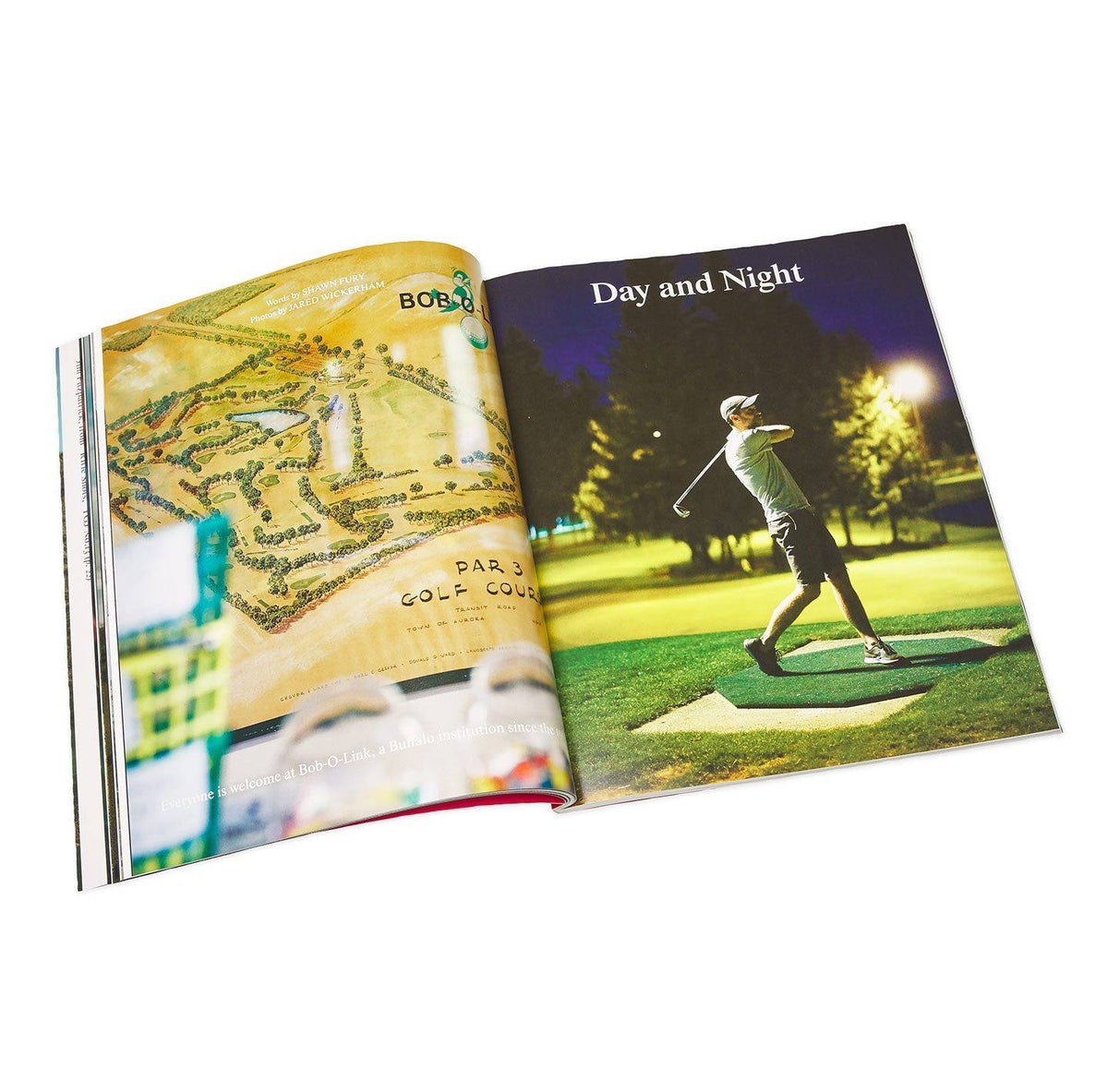 The Golfer's Journal #13