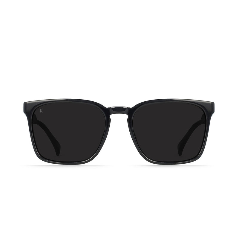 Raen Pierce Black Sunglasses image