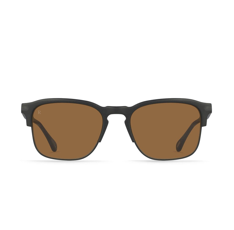 Raen Wiley Black Alchemy Sunglasses image