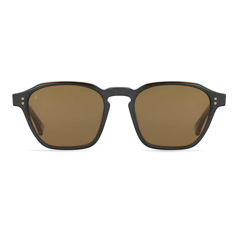 Raen Aren Black & Tan Sunglasses image