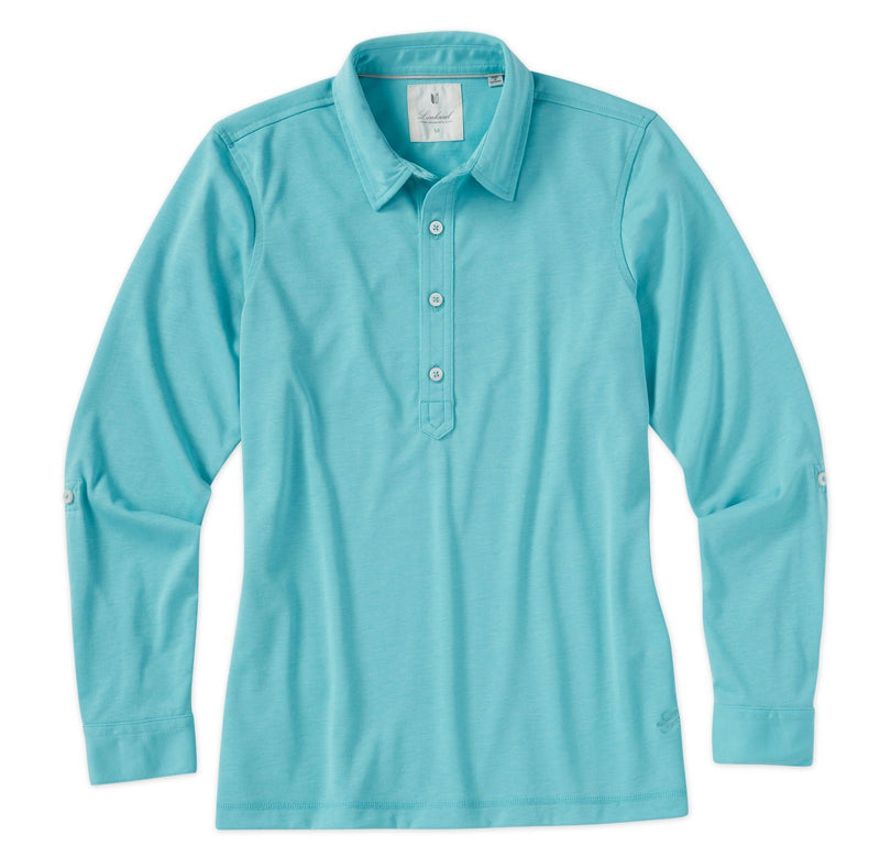 Women's Roll Up Long Sleeve Shirt image