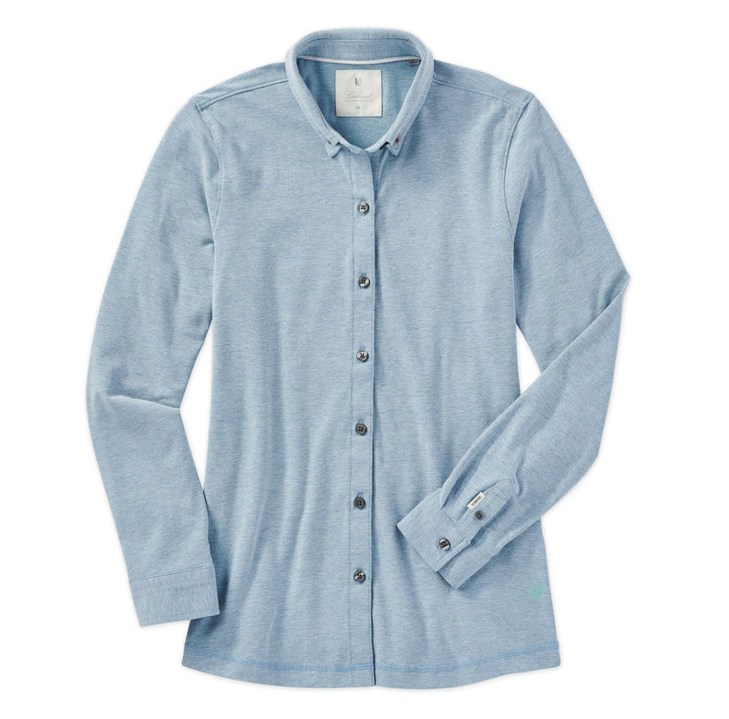 Women's Dry-Tech Button-Down Long Sleeve Shirt image