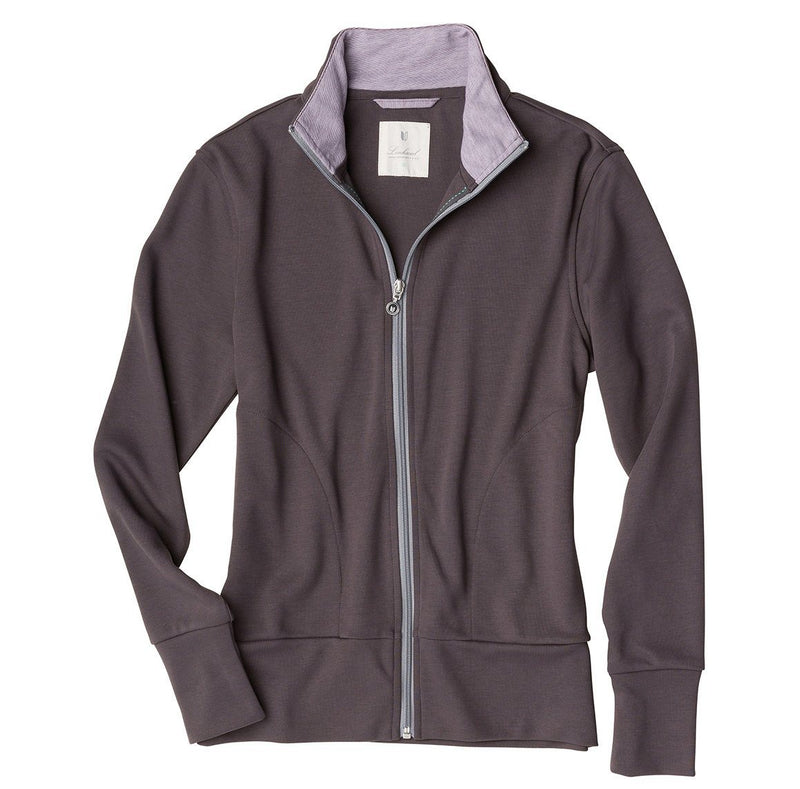 Women's INTERLOCK FULL ZIP LAYERING PIECE image