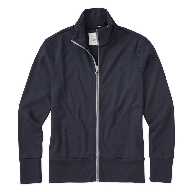 Women's Interlock Full Zip Layer image