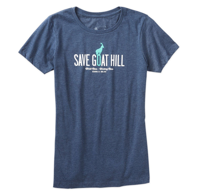Save Goat Hill Tee (Womens) image