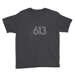 Made in the 613 - Youth Black Short Sleeve T-Shirt