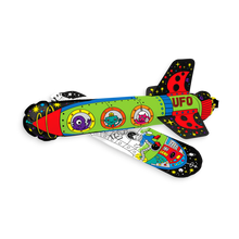 Load image into Gallery viewer, Space Rockets Colorable Inflatables