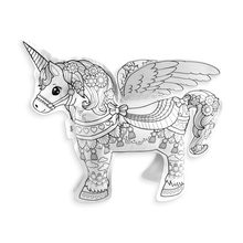 Load image into Gallery viewer, Unicorn Colorable Inflatable
