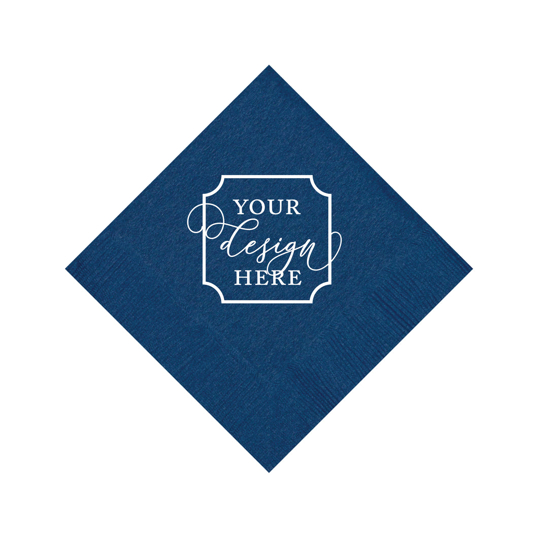 Your Own Design Cocktail Napkins