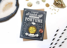 Load image into Gallery viewer, Graduation Fortune Card