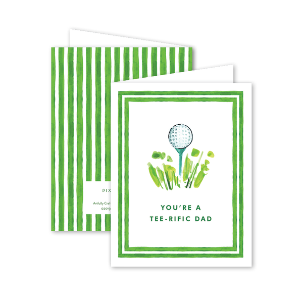 Masters Father's Day Card