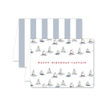 Nantucket Birthday Card