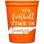 It's Football Time Stadium Cups