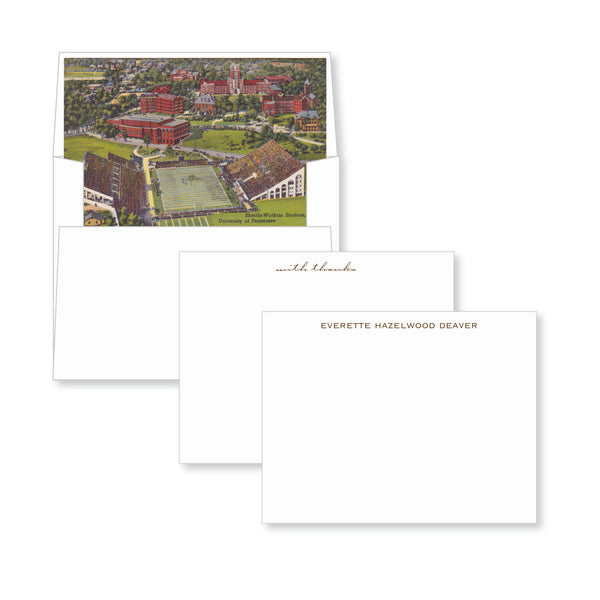 Neyland Stadium Note Cards