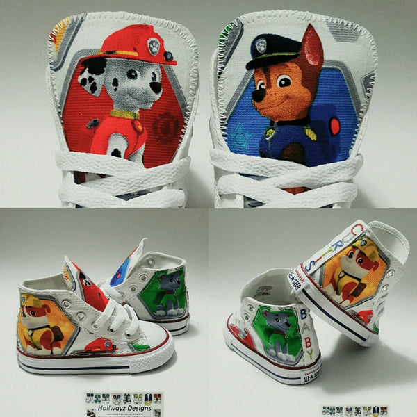 dfcb6a958d6958 Hallwayz Designs- Custom Converse shoes and shirts for all ages!