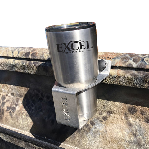 Metal Cup Holder w/ T Bolts