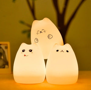 Cat Night Lamp - EZShopping