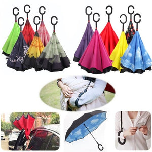 Magical Reversible Umbrella - EZShopping