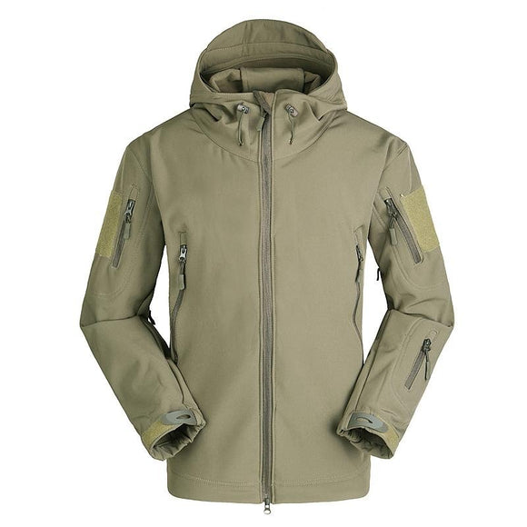 Shark Skin Military Tactical Jacket - EZShopping