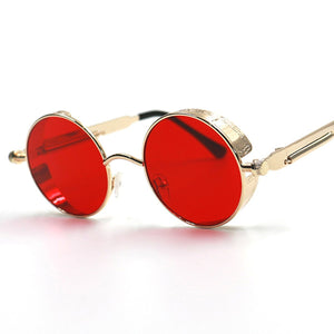 Steampunk Metal Sunglass - EZShopping