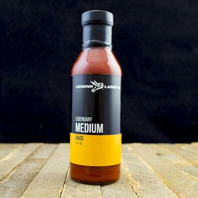 Legend Larry's 12oz Medium Sauce