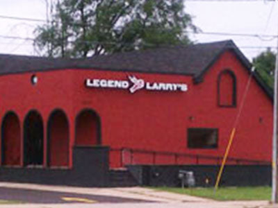 Legend Larrys Green Bay