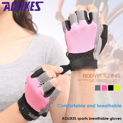 Training Sports Fitness WeightLifting Gloves
