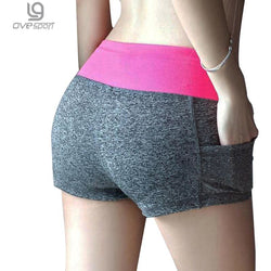 Women's Workout Fitness Shorts