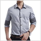 Slim Fit Social Dress Shirt