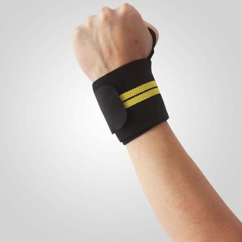 Weight Lifting Support Wrap for 1 Wrist