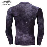 Fitness Compression long sleeve shirt