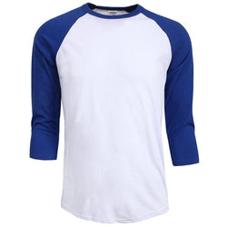 Men T-shirt Three Quarter Sleeve