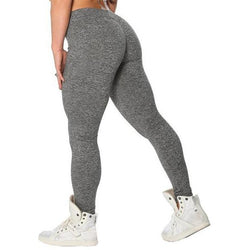Classic Solid Color Workout Leggings