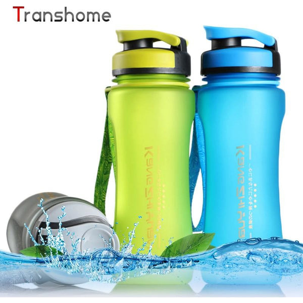 Sport Shaker Water Bottle 600ml