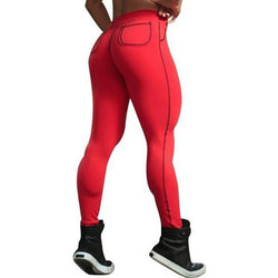 Activewear Slim Pocket Leggings