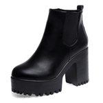 NIA - ANKLE BOOTS