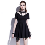 MIDNIGHT SIN SKATER Dress