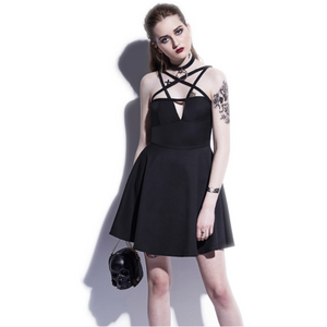 PENTAGRAM SKATER Dress