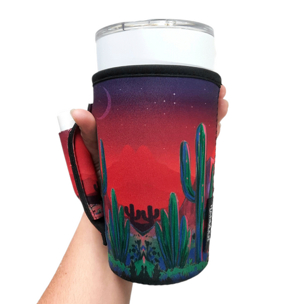 Desert Cactus 20-27oz Venti / Large Tea / 27oz Shaker Bottle / 20oz Tumbler Handler™