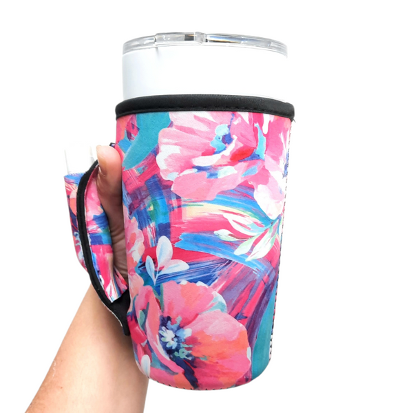 Kokomo 20-27oz Venti / Large Tea / 27oz Shaker Bottle / 20oz Tumbler Handler™