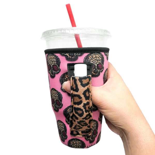 Leopard Sugars 20-27oz Venti / Large Tea / 27oz Shaker Bottle / 20oz Tumbler Handler™