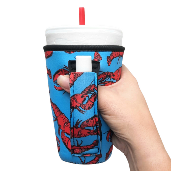 That Fish Be Cray 16oz Pint Glass / Tumbler / Tea / Grande Coffee / Medium Drinks Handler™ - Limited Edition*
