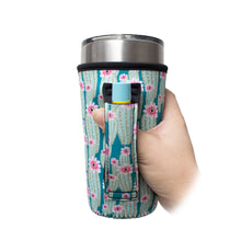 Load image into Gallery viewer, Green Cactus 20-27oz Venti / Large Tea / 28oz Blender / 20oz Tumbler Handlers™