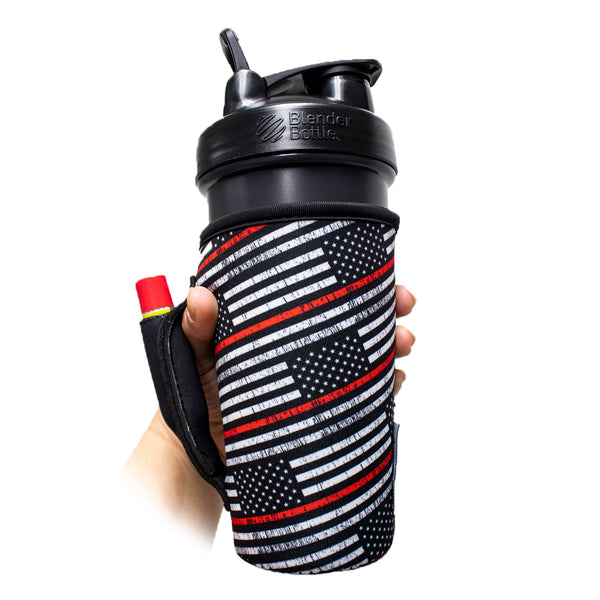 Red Line 20-27oz Venti / Large Tea / 27oz Shaker Bottle / 20oz Tumbler Handler™
